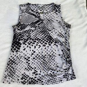 Calvin Klein sleeveless size small